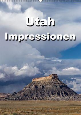 Utah Impressionen (Wandkalender 2019 DIN A2 hoch), Thomas Klinder