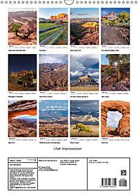 Utah Impressionen (Wandkalender 2019 DIN A3 hoch) - Produktdetailbild 13