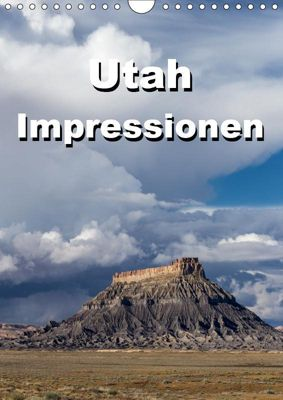 Utah Impressionen (Wandkalender 2019 DIN A4 hoch), Thomas Klinder