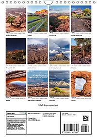 Utah Impressionen (Wandkalender 2019 DIN A4 hoch) - Produktdetailbild 13