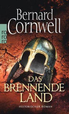 Uthred Band 5: Das brennende Land, Bernard Cornwell