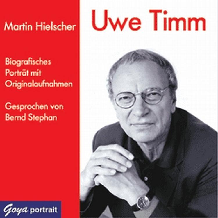 Uwe Timm 2 Audio Cd Hörbuch Von Uwe Timm Weltbildde