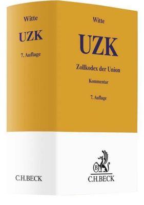 UZK Zollkodex der Union, Kommentar