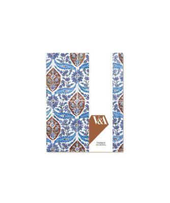 V&A A5 Tabbed Notebook