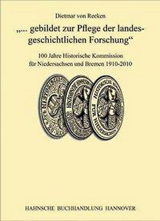 V Reeken 100 Jahre Historische Kommission Buch Portofrei