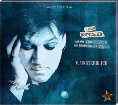 V: Unsterblich, 1 Audio-CD, Jens Böttcher