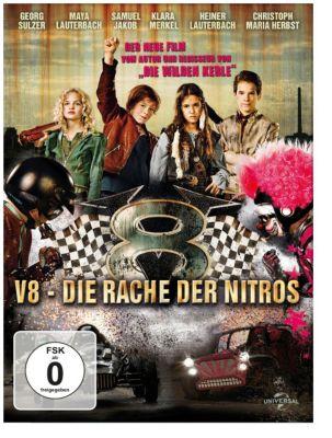 V8 - Die Rache der Nitros, Maya Lauterbach,Samuel Jakob Georg Sulzer