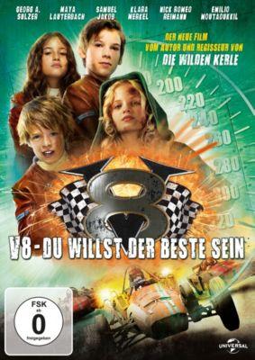 V8 - Du willst der Beste sein, Joachim Masannek