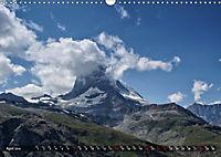Valais Swiss Beauty (Wall Calendar 2019 DIN A3 Landscape) - Produktdetailbild 4