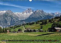 Valais Swiss Beauty (Wall Calendar 2019 DIN A3 Landscape) - Produktdetailbild 12
