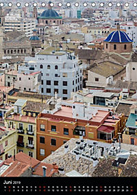 Valencia entdecken (Tischkalender 2019 DIN A5 hoch) - Produktdetailbild 2