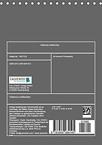 Valencia entdecken (Tischkalender 2019 DIN A5 hoch) - Produktdetailbild 4