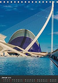Valencia entdecken (Tischkalender 2019 DIN A5 hoch) - Produktdetailbild 1