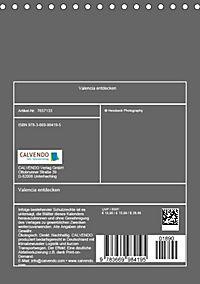 Valencia entdecken (Tischkalender 2019 DIN A5 hoch) - Produktdetailbild 13
