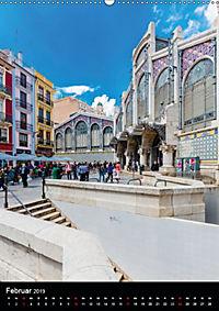 Valencia entdecken (Wandkalender 2019 DIN A2 hoch) - Produktdetailbild 2