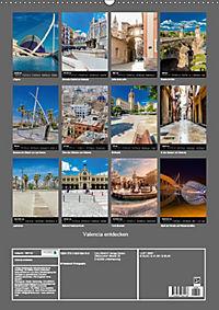 Valencia entdecken (Wandkalender 2019 DIN A2 hoch) - Produktdetailbild 13