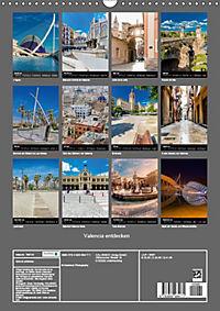 Valencia entdecken (Wandkalender 2019 DIN A3 hoch) - Produktdetailbild 13