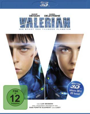 Valerian: Die Stadt der tausend Planeten - 3D-Version, Luc Besson