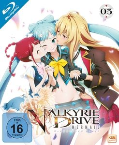 Valkyrie Drive: Mermaid-Vol.3: Episode 9-12, N, A