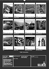 Valle Cannobina - Einsame Dörfer im Piemont (Wandkalender 2019 DIN A2 hoch) - Produktdetailbild 13