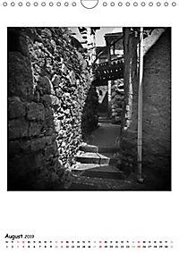 Valle Cannobina - Einsame Dörfer im Piemont (Wandkalender 2019 DIN A4 hoch) - Produktdetailbild 8