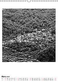 Valle Cannobina - Einsame Dörfer im Piemont (Wandkalender 2019 DIN A3 hoch) - Produktdetailbild 3