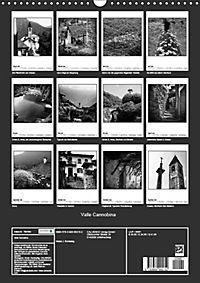 Valle Cannobina - Einsame Dörfer im Piemont (Wandkalender 2019 DIN A3 hoch) - Produktdetailbild 13