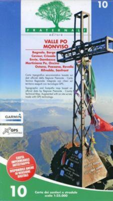 Valle Po - Monviso - Monte Bracco