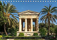 Valletta - Malta (Tischkalender 2019 DIN A5 quer) - Produktdetailbild 3