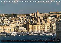 Valletta - Malta (Tischkalender 2019 DIN A5 quer) - Produktdetailbild 1