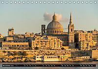 Valletta - Malta (Tischkalender 2019 DIN A5 quer) - Produktdetailbild 11