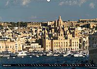 Valletta - Malta (Wandkalender 2019 DIN A2 quer) - Produktdetailbild 1