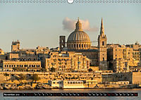 Valletta - Malta (Wandkalender 2019 DIN A3 quer) - Produktdetailbild 9