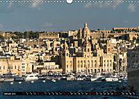 Valletta - Malta (Wandkalender 2019 DIN A3 quer) - Produktdetailbild 12