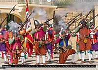 Valletta - Malta (Wandkalender 2019 DIN A3 quer) - Produktdetailbild 11
