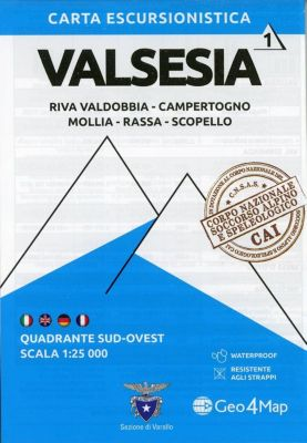 Valsesia Sud Ovest -  pdf epub