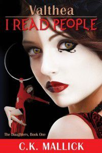 Valthea: I Read People, Cynthia Mallick