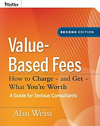 value based fees alan weiss pdf