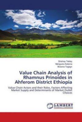 Value Chain Analysis of Rhamnus Prinoides in Ahferom District Ethiopia, Shishay Teklay, Mengustu Ketema, Bosena Tegegn