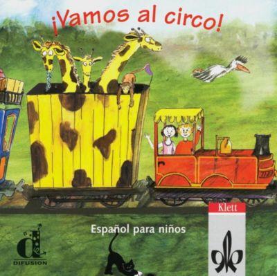 Vamos al circo!: 1 Audio-CD
