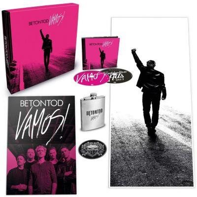 VAMOS! (Limited Box mit Trinkhallen Hits Bonus CD), Betontod