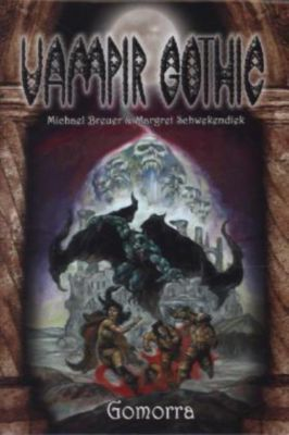 Vampir Gothic, Gomorra -  pdf epub