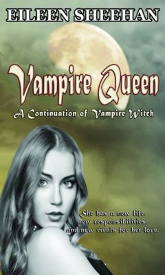 Vampire Queen, Eileen Sheehan
