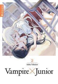 Vampire x Junior - Saku Takano |