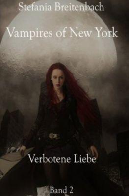 Vampires of New York - Verbotene Liebe - Stefania Breitenbach pdf epub