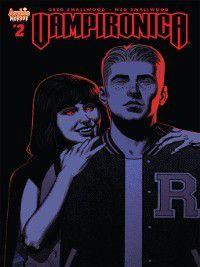 Vampironica (2018): Vampironica (2018), Issue 2, Greg and Megan Smallwood
