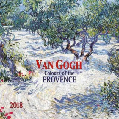van Gogh - Colours of the Provence 2018, Vincent Van Gogh