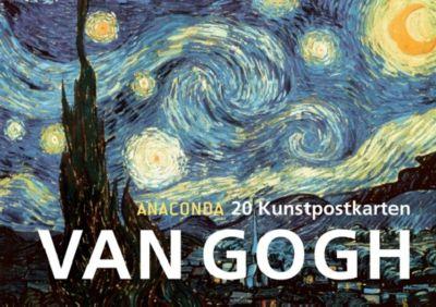 Van Gogh, Postkartenbuch