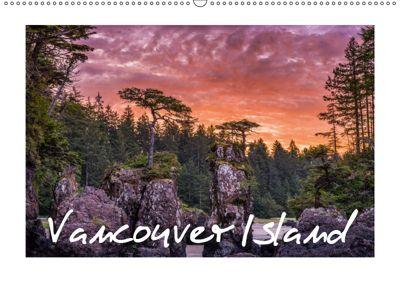 Vancouver Island (Wandkalender 2019 DIN A2 quer), Boris Buschardt