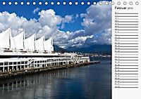 Vancouver Perspektiven (Tischkalender 2019 DIN A5 quer) - Produktdetailbild 2